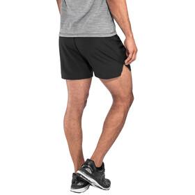 asics Silver - Short running Homme - noir